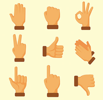 even-handsigns-different